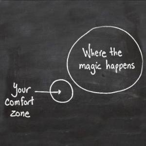 comfort zone en magic