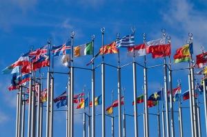 europa vlaggen