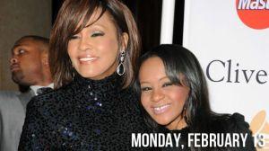 Whitney en dochter