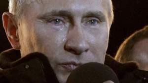 Putin traan