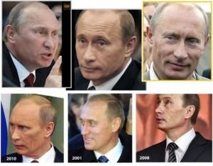 Putin in zesvoud