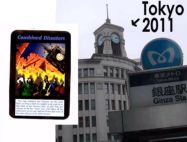 combined disasters, tokyo 2011