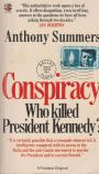 Conspiracy Boek Anthony Summers