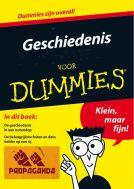geschiedenis voor dummies