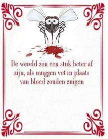 mug bloed vet