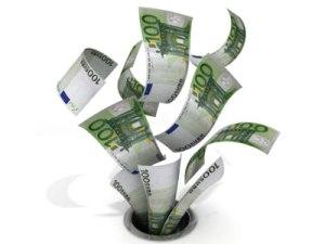 gelddoorhetafvoerputje_0