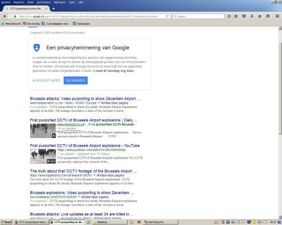 google melding