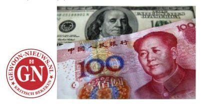 Gewoon-nieuws en yuan