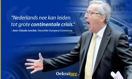 Juncker-Oekraine-referendum