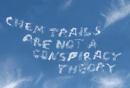 chemtrails are not a conspiracy