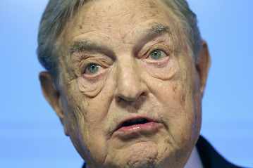 Soros Pens Panicked Rant: Trump is Coming, We're Doomed